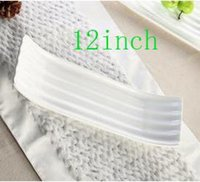 Wholesale High quality white stripe plate is suitable for the deck heart and can put a logo on it very beautiful dinner plate