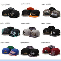 Wholesale By DHL Or EMS New Design Snapback Hats Cap Cayler Sons Snapbacks Snap back Baseball Sports Caps Hat Adjustable High Quality