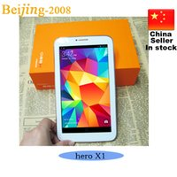 """Cheap Hero X1 7"""" cheapest 3G Tablet Phone Phablet Android 4.2 MTK6572 Dual Core 4GB ROM Dual SIM Dual Camera GPS Phone Call Tablet PC P880 002554"""