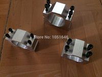 spindle motor for cnc router - high quality mm Diameters spindle clamp on CNC Router spindle motor mount bracket clamps for spindle