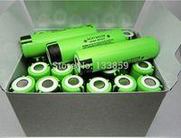 alkaline storage battery - Buy Send Storage Box New Original18650 V mah NCR18650B Lthium Battery