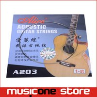 Wholesale Alice A203 Balladry Guitar st String Wood Guitar String Alice Guitar Strings of Ballads MU0240