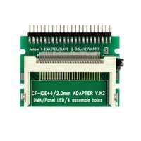 cf to ide adapter - New CF Compact Flash Card To Pin IDE HDD Hard Disk SSD Adapter Card D5422A
