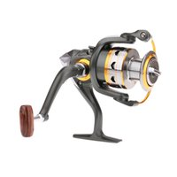 aluminum ball bearings - Aluminum BB Ball Bearings Left Right Interchangeable Collapsible Handle Carp Fishing Spinning Reel DK4000 H13857