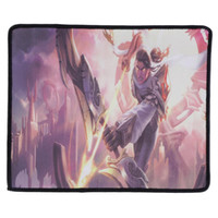 Wholesale 2016 Hot New Design Anti Slip PC Laptop Game Gaming Mouse Pad Mat Mousepad Gifts