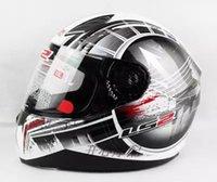 beluga whale - Genuine LS2 motorcycle helmet full helmet run FF384 full helmet beluga whales