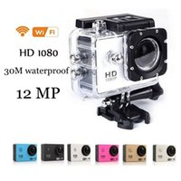 german helmets - SJ4000 M Waterproof WiFi Car Camera Recorder Helmet Sports DV P Full HD H MP Car Dvr Action Camera