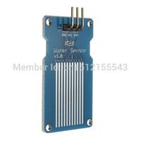 Wholesale New Water Level Detection Height Depth Sensor Module Rain Raindrop For Arduino