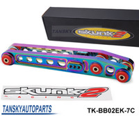 Wholesale SK2 JDM High quality RACING REAR LOWER CONTROL ARMS FOR CIVIC EK Chassis NEO Chromatic plating TK BB02EK C