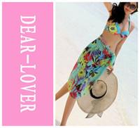 bali sarong - Brilliant Dress Chian and Flower New Summer Sexy Bali Beach Sarong LC40640 new FG1511