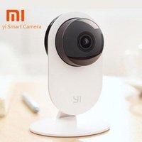 Cámara Xiaomi Xiaoyi 720P IP hormigas Smart IP Webcam de la cámara xiaoyi yi mini cámara wifi inalámbrico leva camaras versión de la noche Mi IP