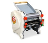 Wholesale Domestic electric stainless steel commercial noodle roll machine dumpling ravioli