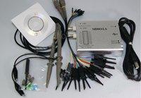 Wholesale Digital USB PC Virtual MHz Oscilloscope M Sa s channel logic analyzer
