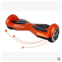 ride on - S5 orange quot ride on smart self balancing scooter electric drifting board self balance skooter with bluetooth LED lights
