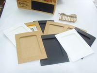 Wholesale 10pcs set Deco Instax Mini Paper Films Photo Frame Wooden Clip Rope For Fujifilm Instax Mini Film