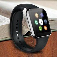 A9 montre intelligente Bluetooth pour Apple iPhone Samsung Android Téléphone relogio intelligent Minuteur de montre de fréquence cardiaque smartwatch