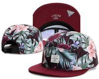 beautiful son - Beautiful Flower New Design Snapback Hats Panel Strap back Cayler Sons Snapbacks Snap back Hip Hop Adjustable Men Caps TY