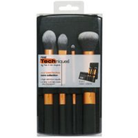 real techniques makeup brush - High Quality RT Brushes Real Techniques New Makeup Brushes Set Kit Core Collection Gold Brushes