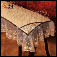 Wholesale New Tang Yin grade imported PU plus thick cotton lace dust jacket cover Guzheng zither accessories