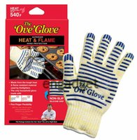 ECO Friendly ove glove - Ove Glove Microwave oven Glove Heat Resistant Cooking Heat Proof Oven Mitt Glove Hot Surface Handler