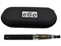 bag battery - eGo CE4 E cigarette Kits mah mah mah eGo T Batteries CE4 Atomizer Starter Kit electronic cigarettes eGo Twist VV Bag Pack DHL Free