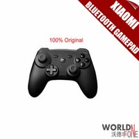 Wholesale Original Xiaomi Bluetooth Gamepad Wireless Game Controller Remote Support Phone Smart TV PC Handhold Game Player