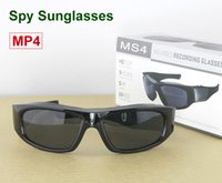 camera sunglasses 5mp - MS4 P HD Vedio Spy Sunglasses GB Multi functional Sunglasses DVR With MP Hidden Camera Mini Audio Video Recorder Sunglasses