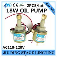 auto oil pumps - W Pump DCB W smoke machie oil pump AC110 V dedicated oil pump fog machine
