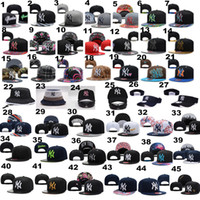 Wholesale Fisherman Bucket hats Football Cap Snapbacks Fashion Sun Hat Outdoor Beach Caps Snap Back Snapbacks Mixed Order
