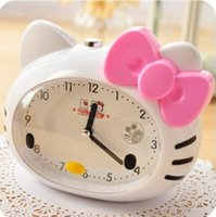 alarm clock noises - Hello Kitty Alarm Clocks Voice Lamplight Snooze Function Low Noise