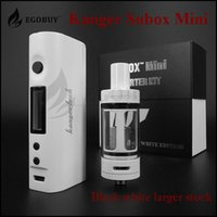 Cheap kanger subox mini starter kit authentic Best subox mini