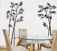 bamboo wall art - Baby Bamboo Birds Mural Art Wall Sticker Decal Home Livingroom Decor