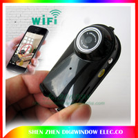 Wholesale Clip Wireless camera wifi dvr hd x720p cctv dvr