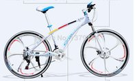 mountain bikes - 2015 Hot selling New inches speed mountain bike Folding Mountain Bike Mountain Bicycle Aluminum Alloy Frame Disc Brake