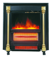electric fireplace - 1500W classic electric fireplace heater