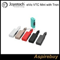 authentic views - 100 Authentic Joyetech eVic VTC Mini with TRON Tron S Atomizer ML W Out Put Side View Tron S Tank Colorful Joyetech Evic VTC Mini Kit