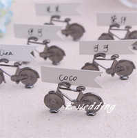 bicycle wedding cake - Wedding Favors bicycle Name Place Card Holder Stand Memo Table Marker Clips Decoration Wedding Birthday Party Favors Gift