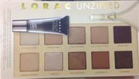 Wholesale 2016 LORAC PRO Color LORAC Unzipped Eyeshadow Pallete highly pigmented wearable matte shimmer eye shadow