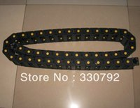 Wholesale 18x50mm Enclosed Type Plastic Engineering Cable Drag Chain