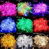 army ornaments - 110V V m leds led string light noel christmas tree decorations outdoor christmas decorations Christmas garland large