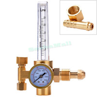 Wholesale Size cm Argon Pressure Reducer Regulator Argon Co2 Pressure Flow Meters Flowmeter