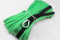 Wholesale 3 x UHMWPE Braid Synthetic Winch Rope Strand LB