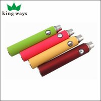 Wholesale Retail Evod Battery mah For E cigarete To USA And All Over the World Top Quality Bottom Price