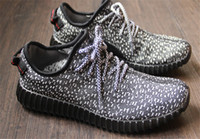 Cheap Yeezy Boost 350 Pirate Black Low Sport Running Shoes Women and Men Footwear Shoes Training Boots