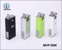 Cheap Original the innokin itaste mvp 20W 2600mAh innokin mvp 20W Box Mod e cigarette iTatse MVP 20W VS iTaste MVP 2.0 iTatse VTR cool fire 1 2