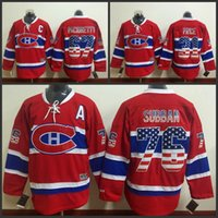 nhl jersey - New Arrival NHL Mens P K Subban Carey Price Max Pacioretty Montreal Canadiens Jerseys National Flag Ice Hockey Jersey Stitched