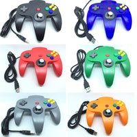 usb game controller - Mouse over image to zoom NINTENDO N64 GAMES CLASSIC GAMEPAD CONTROLLERS FOR USB TO PC MAC BLUE