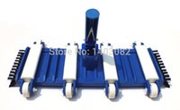 Wholesale 14 quot Vacuum Vac Flexible Head Spa Swimming Pool Concrete Ground With Brush Weight