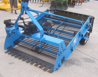 Wholesale 50 HP big tractor rows potato harvester sweet potato harvester