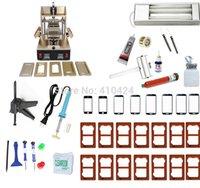 apple vacuum - 5in1 LCD Repair Machine Samsung Middle Bezel Split iPhone Frame Laminator Vacuum LCD Separator Glue Remover Preheater Tools Kit